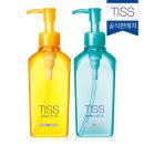 공식판매처 TISS 딥클렌징오일 230ml 노란티스1+파란1