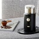 델키 전동 커피그라인더 원두분쇄크기조절/원두 분쇄기/가정용 분쇄기