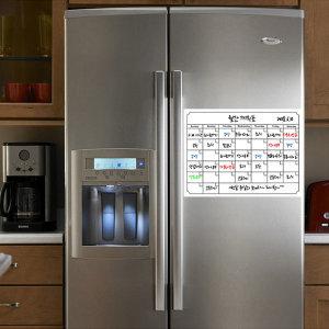 냉장고 스케줄보드 메모보드 미니자석보드 자석보드판