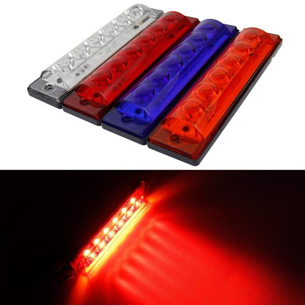 24V LED 차폭등 빨강大/사이드램프/코너등/화물차용품