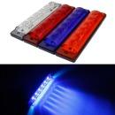 24V LED 차폭등 파랑大/사이드램프/코너등/화물차용품