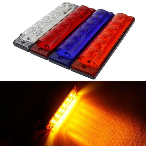 24V LED 차폭등 노랑大/사이드램프/코너등/화물차용품