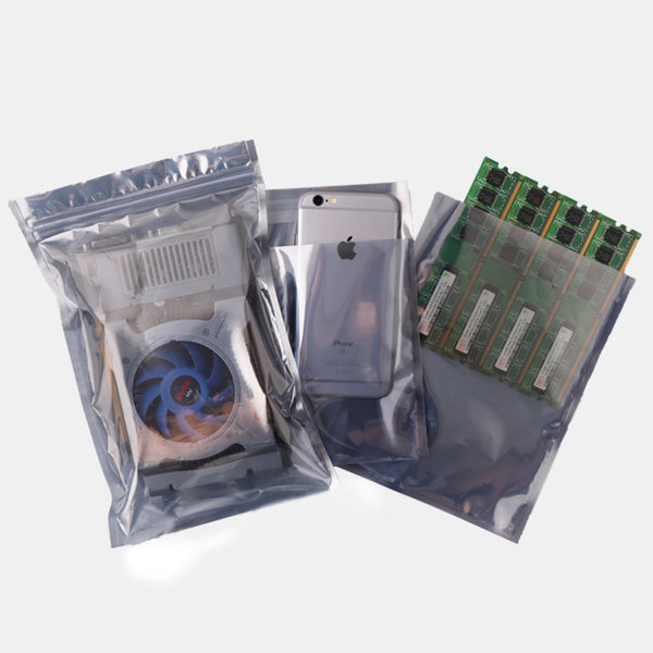 정전기 방지 비닐 봉투 제전 지퍼백 실딩백