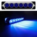 24V LED 차폭등 파랑中/사이드램프/코너등/화물차용품