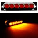 24V LED 차폭등 노랑中/사이드램프/코너등/화물차용품