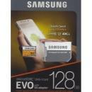 삼성 SD카드 128GB 메모리카드100MB/s Class10+어댑터