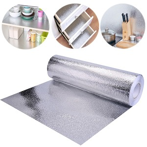 3M 알루미늄 투명 방수시트지 주방 기름때 오염방지