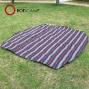 캐노피 팝업 텐트 전용 카펫시트 4인용 캠핑 용품