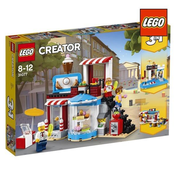 레고 크리에이터 31077 모듈러 꿀맛 가게
