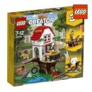 레고 크리에이터 31078 나무 위 집과 보물상자