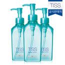 공식판매처 TISS 퍼펙트 오프 오일 230ml 파란티스3개