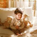 선물포장 오가닉 애착인형 아기원숭이 젠틀몽
