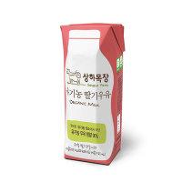 상하목장 유기농 딸기우유 125ml x 72팩