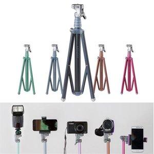 롤리팟 카메라 스마트폰 삼각대 5단 다용도 5color