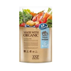 유기농 6Free 플러스 연어 5.6kg/강아지/사료/애견