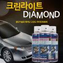 헤드라이트복원제 (업소용)강화제추가형(재료+사포8장)