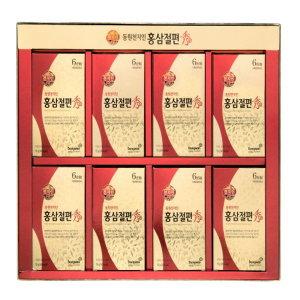 (AK플라자) 천지인  홍삼절편 수(15g x 8갑)
