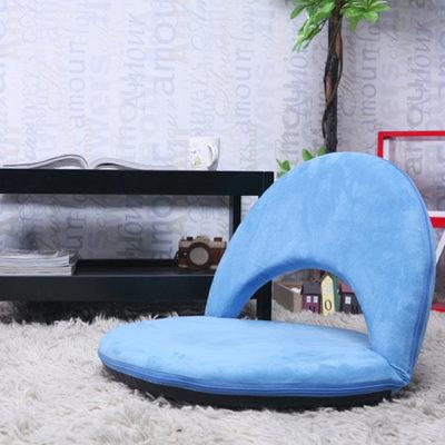 [블루밍홈] 5단접이의자(fabric) 접이식/좌식/테이블/책상/거실/