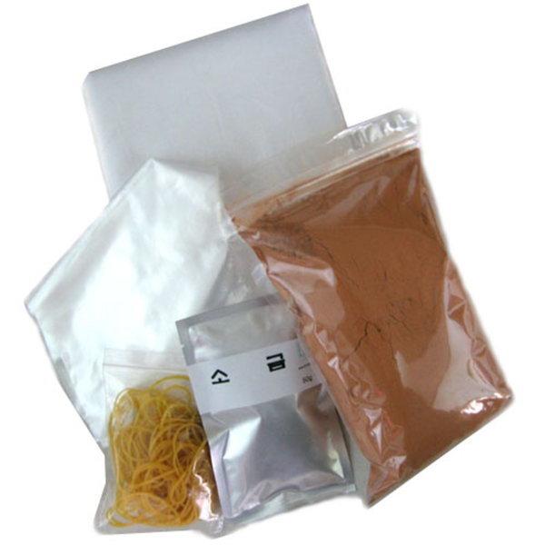 (린아트)황토 손수건 염색세트 10인용