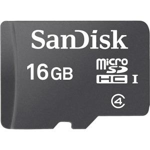 샌디스크 SD메모리카드 SDHC 16GB PC효도라디오SD카드