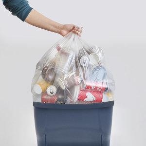 분리수거함 비닐봉투(40L) 100매