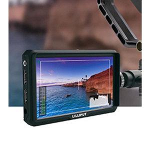 정품/  LILLIPUT A5  / 릴리풋 A5 5인치 프리뷰모니터