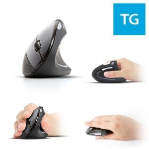 TG공식판매점/TM137G 무/유선 인체공학 버티컬 마우스