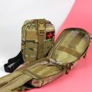 구급낭 XL 크로스 카모 케이스 응급키트 구급가방