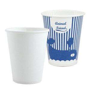 종이컵 9온스 (265ml) 1박스 (1000개) / 커피 음료