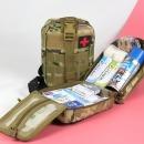 구급낭 XL 크로스 카모 16종약품 응급키트 구급가방