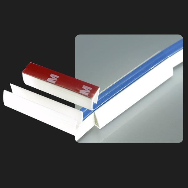 실리콘면발광 V3 LED바용 면발광클립 10개 1세트/고정
