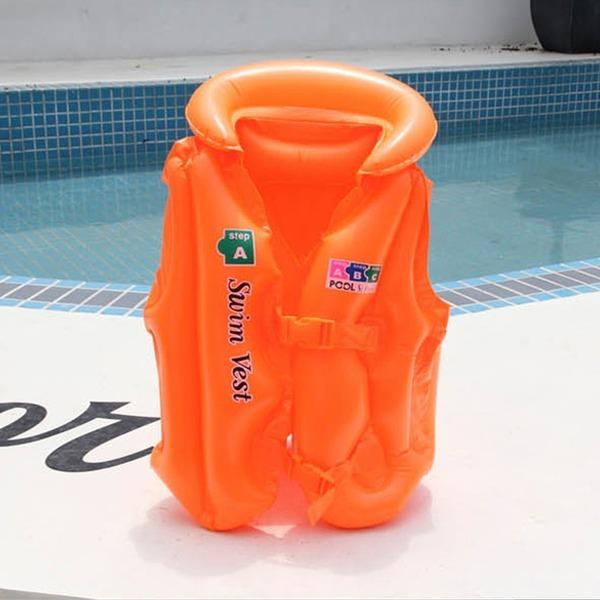 물놀이 필수품 어린이 튜브형 조절식 구명조끼