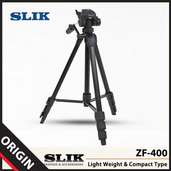 슬릭 SLIK ZF-400 삼각대 (3WAY 헤드포함)