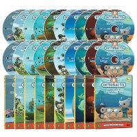 DVD 바다탐험대 옥토넛 OCTONAUTS 5집 20종세트 사은품 증정(에피소드와 생물 포스터 증정)