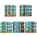 DVD 바다탐험대 옥토넛 OCTONAUTS 1+2+3+4+5집 96종 사은품 (생물 카드 29종+포스터)