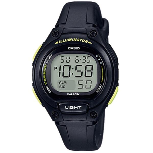 카시오정품 LW-203-1B 아동 어린이 학생 전자손목시계