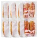 삼립 핫도그빵 3봉(총 18개입)/핫도그재료 수제핫도그
