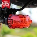 (KIMOS)6기능 자전거 후미등 방향등 안장 안전등 용품