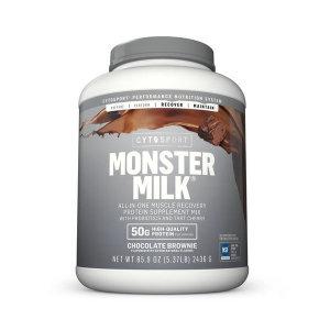 Cytosport 몬스터 밀크 단백질보충제 2.4kg 2종