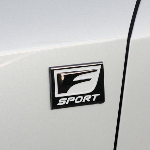 F 스포츠 엠블럼 트렁크 및 휀다 엠블럼 악세서리