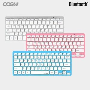 모모 블루투스키보드 스마트폰 태블릿 KB1371BT /핑크
