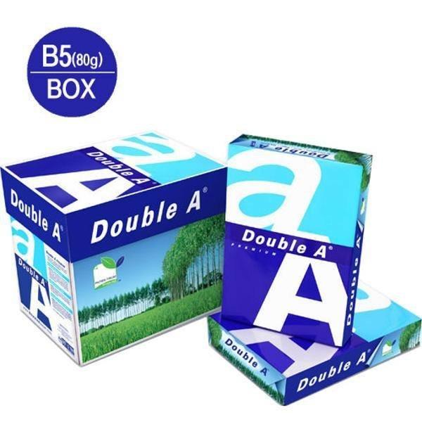 복사용지B5(80g/더블에이/500매X5권/박스)