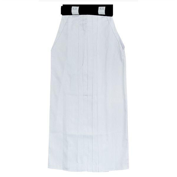 백색 검도복 하의-벨트(한국식/사이즈100cm~200cm)