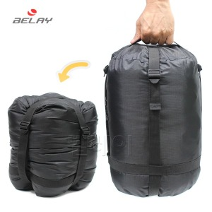 침낭 압축색 보관 주머니 압축백 다운 다용도 가방