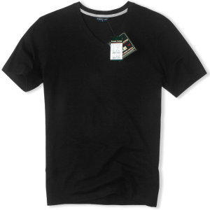 FOREST CAMP Custom-Fit Short-Sleeved V-Neck Tee/V