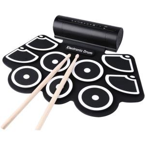 코닉스 휴대용 전자드럼/최신형/MIDI/미국판매용정품