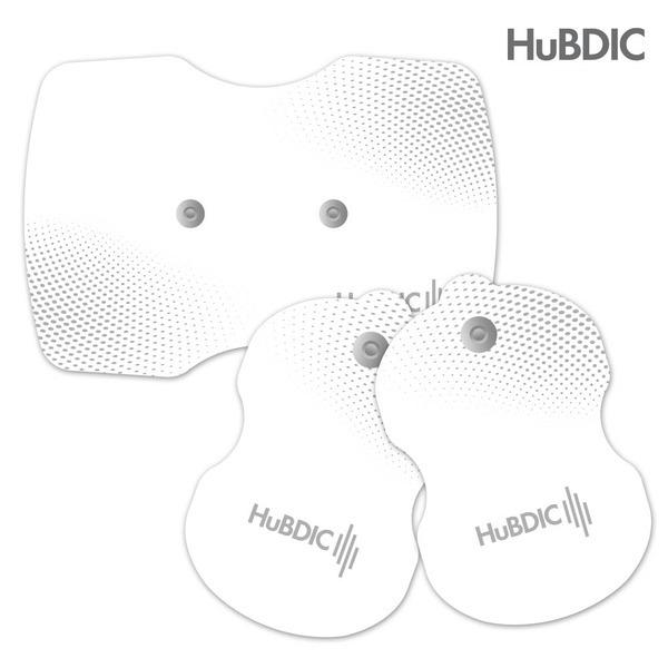 휴비딕 중형/대형패드 휴비딕 저주파자극기 패드