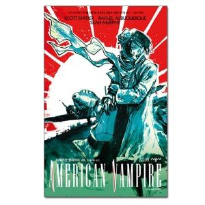 아메리칸 뱀파이어 Vol. 3 (사은품) 시공그래픽노블 / 무료배송