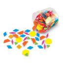 EDU3550 (브라이츠) 플라스틱 패턴 블록 (두께 0.5cm)