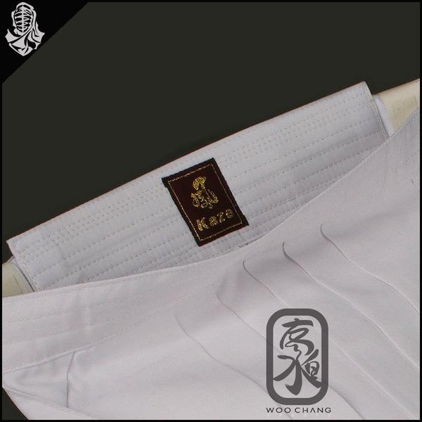 검도용품/검도/도복/(여름도복)테트론하의-백색